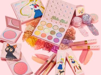 Sailor Moon x Colourpop Makeup Collection