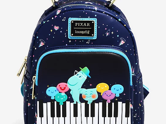 Loungefly Disney Pixar Soul Piano Mini Backpack - BoxLunch Exclusive