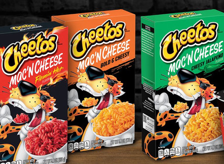 Cheetos Mac N' Cheese Are Now Available At Walmart