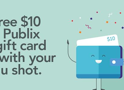 FREE Stuff For Getting A Flu Shot