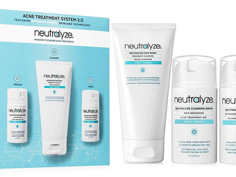 Amazon | Neutralyze Moderate To Severe Acne Treatment System