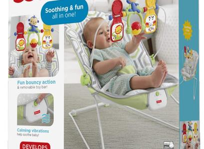 Amazon   Fisher-Price Baby's Bouncer