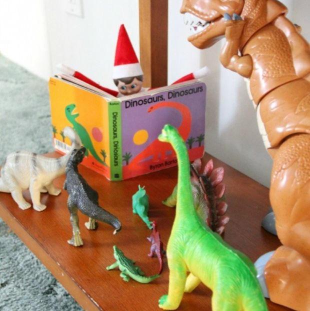 Storytime | Elf On The Shelf