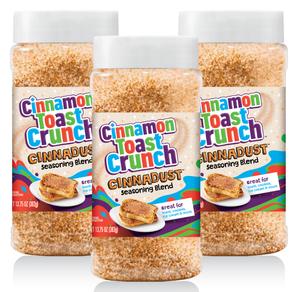 Cinnamon Toast Crunch Cereal-Inspired Seasoning Blend