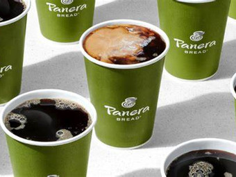 Panera Bread   Free Coffee or Bagel Every Day in October 2020