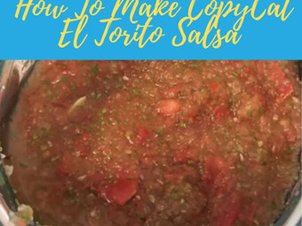 Recipe | How To Make Copycat El Torito Salsa