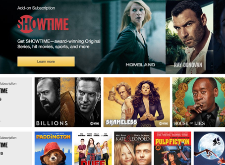 Amazon Prime Members: 2-Months Showtime Streaming Service 99 Cents