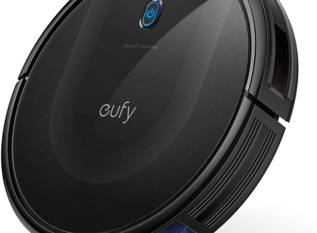 Amazon Deal Of The Day  |  eufy by Anker, BoostIQ RoboVac