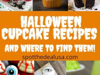 Amazing Halloween Cupcake Recipes And Where To Find Them