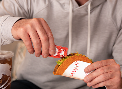 Taco Bell | Free Taco If Someone Steals A Base During The World Series