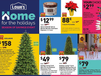 Lowe's Black Friday 2020 Ad, Sale & Deals