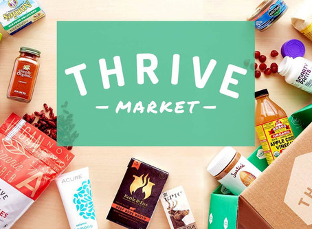 Over 60% Off Keto Groceries on Thrive Market (Shop From Home!)