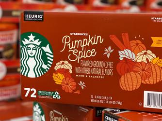 Sam's Club   It's Back! Starbucks Coffee K-Cups, Pumpkin Spice (72 ct.)