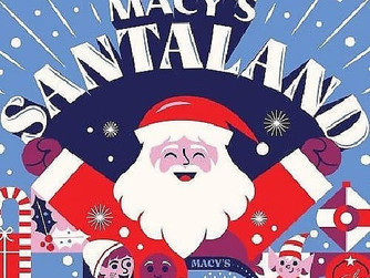 Meet Santa For Free! Macy's Santaland At Home: An Online and Interactive Experience