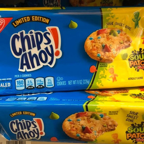 Amazon    CHIPS AHOY! Cookies with SOUR PATCH KIDS Candy