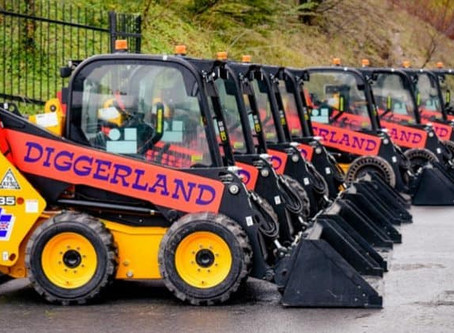 Diggerland | A Construction Lover's Dream Park For Kids