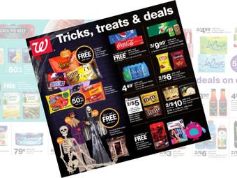 Walgreens weekly ad, valid Oct 18 – Oct 24, 2020