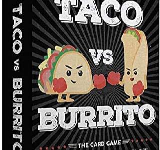 Amazon | Taco vs Burrito - The Wildly Popular Surprisingly Strategic Card Game
