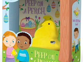Get Ready For Peep On A Perch: An Easter Tradition