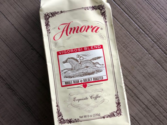 Get two FREE bags of Amora coffee (Just pay $1 shipping!)
