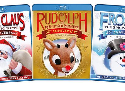 The Original Christmas Classics Movie Gift Set