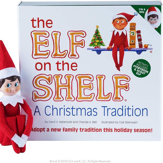 Shop Amazon | Elf On The Shelf