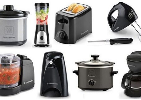 Kohl's Sale | Toastmaster Small Appliances (10 Options) Under $10 Each