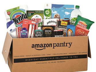 Amazon Pantry | Everyday Essentials Delivered To You!