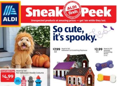 ALDI In-store Ad Sneak Peek Oct 14- Oct 20, 2020