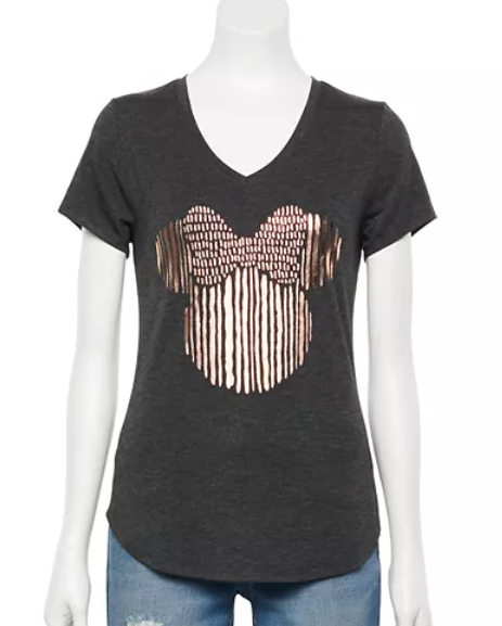 Disney Minnie Mouse Woman's Apt 9 Tee