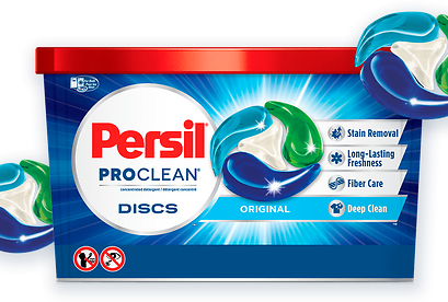 Free Sample Persil Laundry Detergent