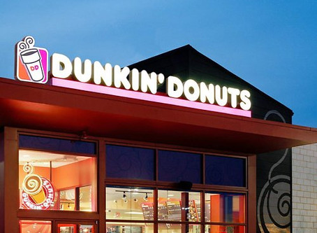 Dunkin' Will Close 450 Locations by the End of 2020