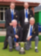 Scottish and Perthshire Bowling Fours Winners 2006