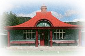 Aberfeldy Bowling Club - old clubhouse