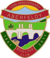 Aberfeldy Bowling Club badge