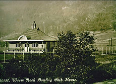 Old Clubhouse, Aberfeldy Bowling Club erected 1906
