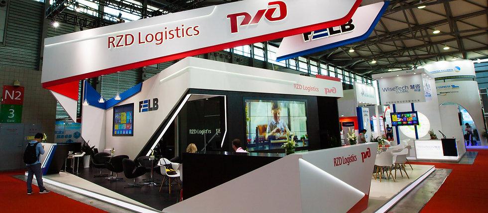RZD-at-Logistics-exhibition-in-Shanghai-