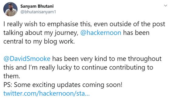 Sanyam Bhutani, Machine Learning Engineer and AI Content Creator