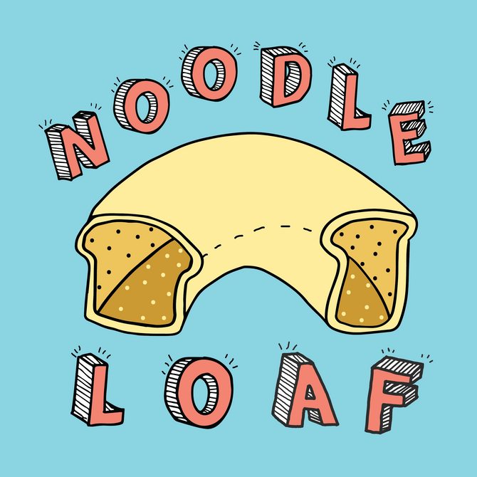 Noodle Loaf Presents: Mangoes and Drums