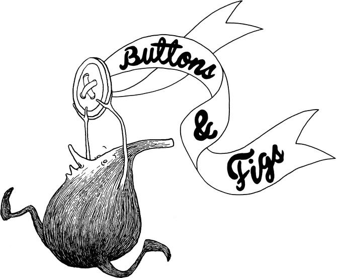 Buttons & Figs: Activity Book Nonsense