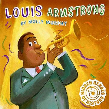 Dorktales Podcast Louis Armstrong Art.jp