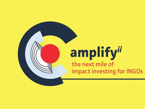Amplifyii: The Next Mile of Impact Investing for INGOs