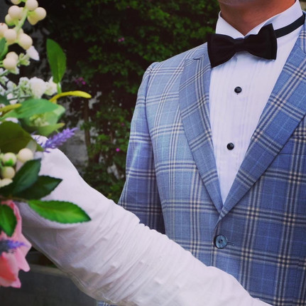 Groom - Fancy Jacket