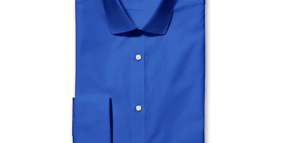 Bright Blue Shirt