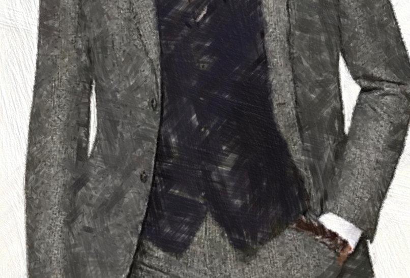 Mix & Match Suit (3 Pcs)