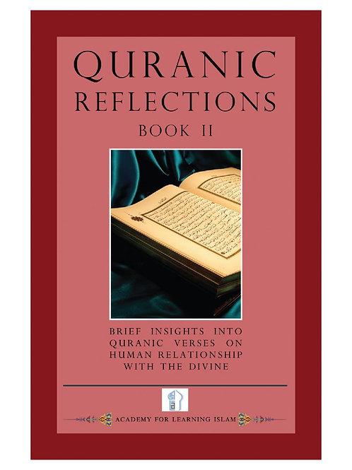 Quran Reflections Book II