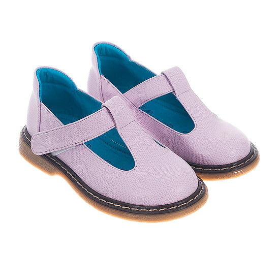 Mary Janes Lilac