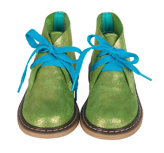 Tintin Verde Glitter