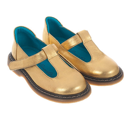 Mary Janes Gold st