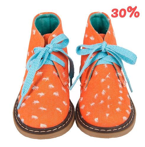 Tintin Orange Sparkles
